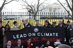 More Civil Disobedience at the White House Over Keystone XL | The Nation