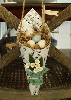 I love this! So great for Easter but also has tons of other possibilities!