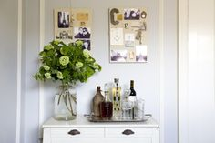Our 10 Favorite Glitter Guide Bar Areas Style At Home, Broom And Dustpan, Modern Contemporary Homes, Bar Areas, Bar Accessories, Bars For Home, Bar Drinks, Home Decor Items, Cool Furniture