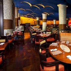 List of Best Disney Restaurants from Travel and Leisure!  -- Several of my favorites are on this list.  Did they miss any of yours?
