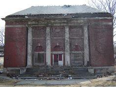 Charles Gay Center, Ward's Island, NY.