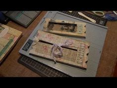 ▶ MBT: Small and Large Armoire for your Prima Doll Stamps - YouTube