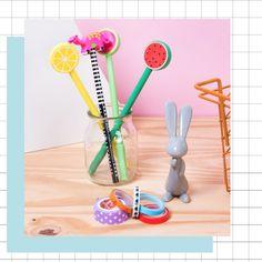 Lapices y lapiceras para decorar tu escritorio! ¿Cuál es tu FAV? #Desktop #DesktopFavs #Lapiceras #Todomoda