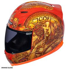 Icon Airframe Vaquero Full-Face Helmets - 2013 - Extreme Supply