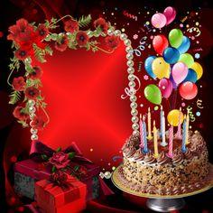 Happy birthday to u Birthday Card With Photo, Happy Birthday Greetings Friends, Happy Birthday Wishes Photos, Happy Birthday Wishes Cake, Happy Birthday Frame, Happy Birthday Cake Images, Happy Birthday Celebration, Happy Birthday Flower, Happy Birthday Candles