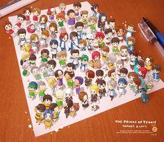 Tennis no Ouji-sama (Prince Of Tennis) - Konomi Takeshi - Image - Zerochan Anime Image Board Prince Of Tennis Anime, Drama Movies, Live Action, Kawaii Anime, Illustrations Posters, Chibi, Geek Stuff, Animation, Fan Art