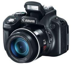 Câmera #Canon SX50 HS - R$1399 no #groupon