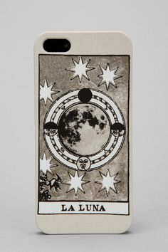 Urban Outfitters La Luna iPhone Case $16.00. Want something like this pls