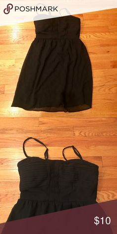 Simple black dress Amazing condition American Eagle Outfitters Dresses Midi