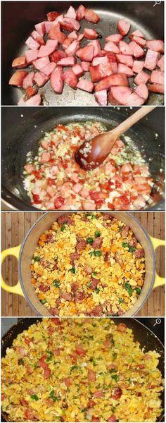 As 10 Receitas de Pratos Para Ceia de Natal! #ceia  #culinaria #facil  #Farofa #comida  #culinaria  #gastromina  #receita  #receitas  #receitafacil  #chef  #receitasfaceis  #receitasrapidas #farofa  #carneseca  #farofadecarneseca #farofa  #farofafacil  #farofadecuzcuz  #cuzcuz #bomdia #boatarde  #boanoite #natal Portuguese Recipes, Other Recipes, Carne, Finger Foods, Diet Recipes, Good Food, Food And Drink, Easy Meals, Favorite Recipes