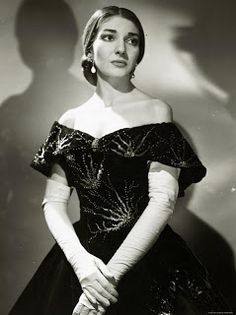 Maria Callas (December 1923 – September was an American-born Greek soprano and one of the most renowned opera singers of the century. She combined an impressive bel canto technique, a wide-ranging voice and great dramatic gifts. Maria Callas, Classical Opera, Classical Music, Music Classique, Recital, Divas, Non Blondes, Opera Singers, Victoria And Albert Museum
