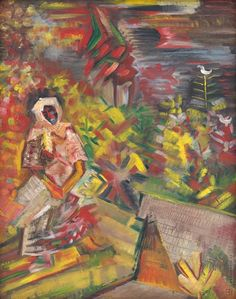 Arnold Peter Weisz-Kubínčan: Sedliačka