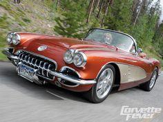 1960 Chevrolet Corvette Photo 1