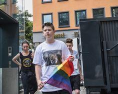 my rainbow flag