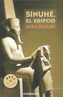 Mis lecturas: TÍTULO: SINUHÉ, EL EGIPCIOAUTOR: MIKA WALTARI   ... Wrestling, Statue, Books, Movie Posters, Novels, Egyptian, Authors, Literatura, Reading