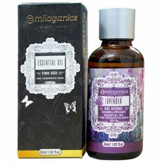 Milaganics Lavender Essential Oil Natural Pure 10 ML