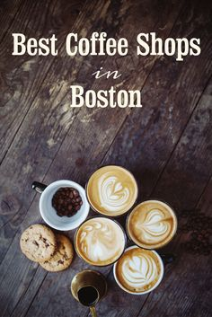 From Columbus Ave to Newbury St, Boston has some of the best coffee shops in the country, it's been part of the city's culture since it's colonial days! Boston Vacation, Boston Travel, Boston Shopping, Boston Weekend, New England Fall, New England Travel, Best Coffee Shop, Coffee Shops, Best Coffee In Boston