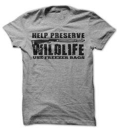 Preserve Wildlife T Shirt, Hoodie, Sweatshirts - custom hoodies #shirt #Tshirt