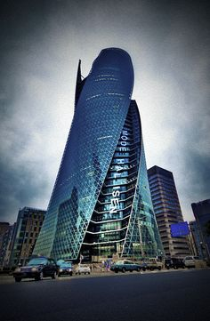Spiral Tower in Nagoya, Japan -  Luxury Lifestyle in Asia - http://richieast.com/