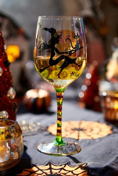 serve your favorite potion in these tongue in cheek goblets from pier 1 - Pier 1 Halloween
