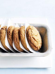 coconut golden syrup cookies