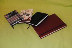 sketchbook! hand sewn sketchbook :)