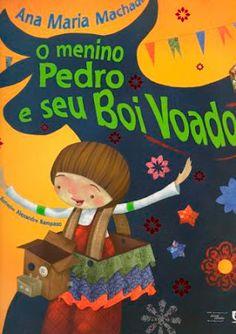 Conto seu Conto: Dica de Livro Infantil: O Menino Pedro e seu Boi V...