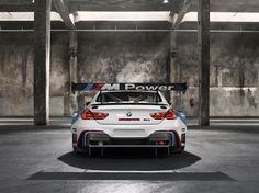 Zu Gast in den heiligen Hallen von BMW - BMW M6 GT3