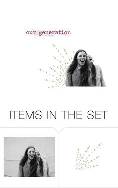 """""""our generation"""" by spaced-zine ❤ liked on Polyvore featuring art"""