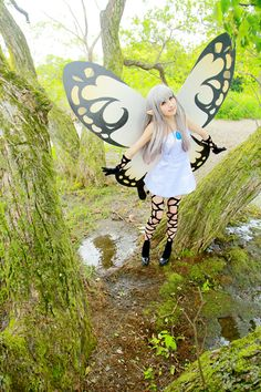 MOMO - WorldCosplay Airy Bravely Default