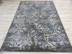 Modern Faded Look Turkish Rug Size: 160 x 230cm
