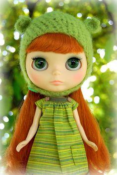 Green Goodness 184/365 BL♥VED by sglahe - Kaleidoscope Kustoms, via Flickr