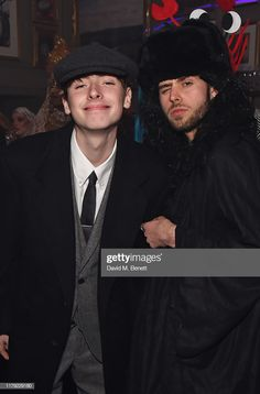 News Photo : Gene Gallagher attends The Cursed Voyage of HMS. Gene Gallagher, Lennon Gallagher, Oasis Band, Indie Boy, Golden Days, Baby G, Video Site, Music People, Tom Hardy