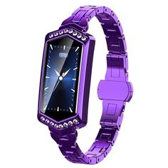 ☞ Don't forget this... Bluetooth, Latest Watches, Women's Watches, Ios Phone, Find Your Phone, Track Workout, Fitness Bracelet, Smart Bracelet, Bracelet Watch