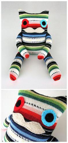 Thalia's Sock Monster