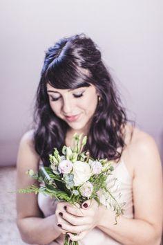 Soft & Romantic bridal makeup