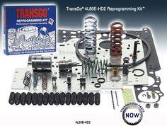 Transgo Performance Shift Kit 4L80E-HD2