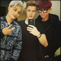 Exo Sehun Kai Chanyeol shared by HunHangin on We Heart It Exo Mitglieder, Chanyeol Baekhyun, Exo Kai, Park Chanyeol, Chanbaek, Baekyeol, Exo Ot12, Taemin, Shinee