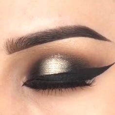 Makeup Eye Looks, Eye Makeup Steps, Beautiful Eye Makeup, Eye Makeup Art, Pretty Makeup, Eyeshadow Makeup, Copper Eyeshadow, Makeup Stuff, Makeup Products