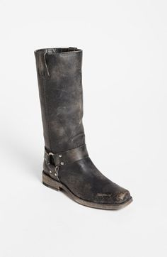 Frye harness tall boots <3