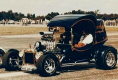 Nick Butlers REVENGE C Cab hot rod from the 70's (or was it the early 80's?)