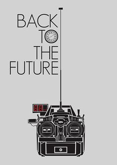 Back to the Future (1985) - Minimal Movie Poster by Mainger #minimalmovieposter #alternativemovieposter #mainger
