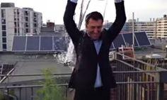 German Green politician includes marijuana plant in ice bucket challenge