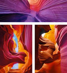 Awe-inspiring images by award-winning photographer Peter Lik.