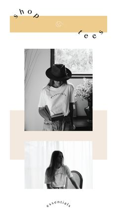minimal, ethical, Australian made, organic cotton, simple, stylish tees for the consciously curated wardrobe Web Design, Layout Design, Graphic Design, Web Layout, Flat Design, Instagram Blog, Instagram Story Ideas, Mailer Design, Branding Design