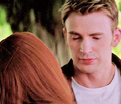Please stay BFFS (or maybe BFFs who make out a little?) forever!  #CaptainAmerica #BlackWidow