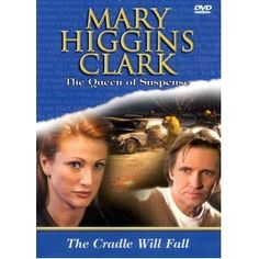 Mary Higgins Clark, The Cradle Will Fall - Vol. 1
