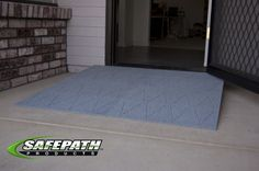 SafePath Products SafeResidential Wheelchair ramp                                                                                                                                                                                 Mehr