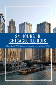 Cloud Gate, Navy Pier, Chicago Theater, Millenium Park, there& so much to see and do in Chicago! Check out how we spent 24 hours in the Windy City! Chicago Vacation, Chicago Travel, Travel Usa, Travel Tips, Chicago Trip, Travel Destinations, Cool Places To Visit, Places To Go, Illinois