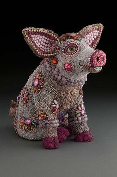 Betsy Youngquist beadwork
